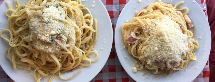 Giannis Pasta-Bar is one of Veronikaさんのお気に入りスポット.