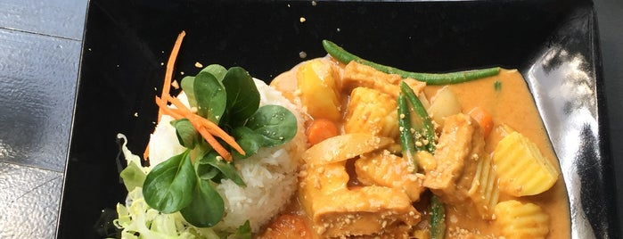 Thai Curry is one of Veronika's Liked Places.