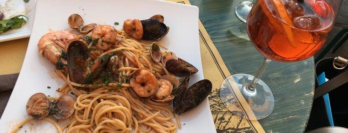 Bandierino Restaurant is one of Tuscany.