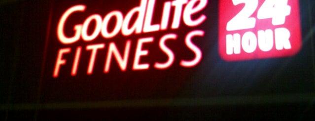 GoodLife Fitness Barrhaven Strandherd Crossing is one of Keep.