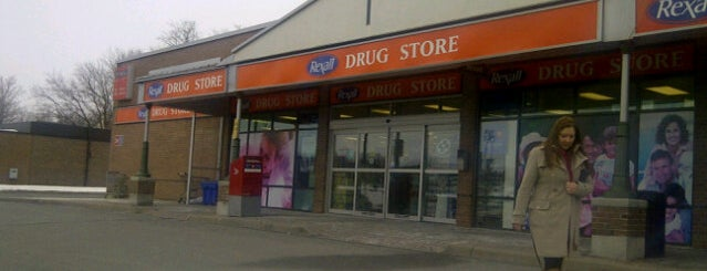 Rexall Manotick is one of Rexall Pharma Store (1/2).