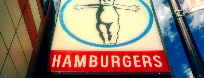 Kewpee Sandwich Shop is one of Jeffrey : понравившиеся места.