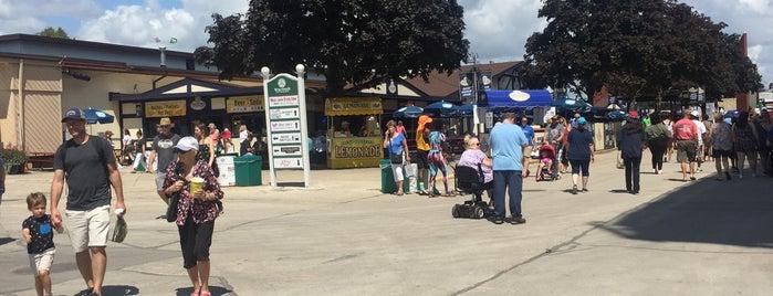 Wisconsin State Fair Park is one of Jeffrey : понравившиеся места.