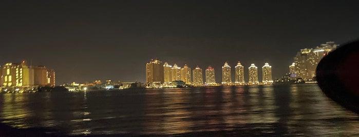Al Safliya Island is one of Doha 🇶🇦.