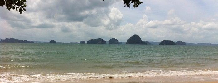 Tup Kaek Beach is one of Krabi.