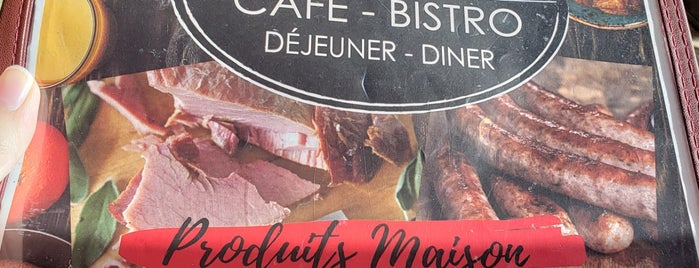 Restaurant Arome café bistro is one of Montreal & Tremblant.