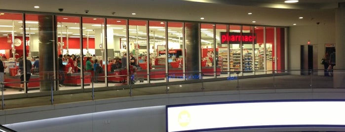Target is one of LAX.