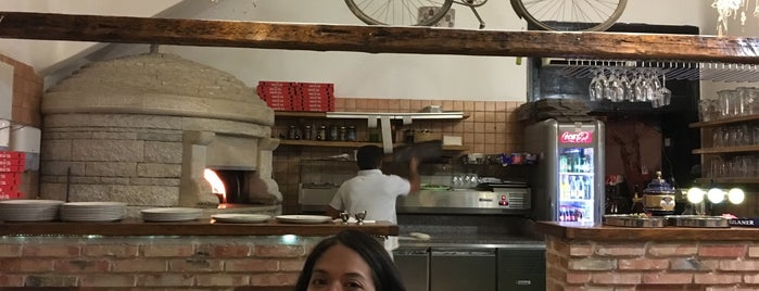 Pizzeria Charly is one of David'in Beğendiği Mekanlar.