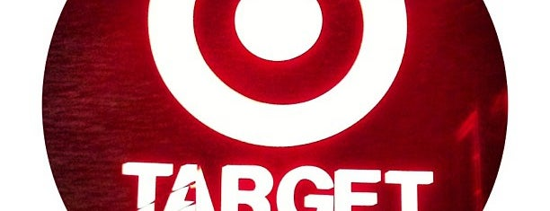 Target is one of Lugares favoritos de Mike.