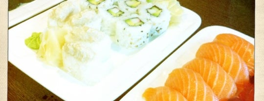 Sushi Bar Rice Garden is one of Tommi 님이 좋아한 장소.