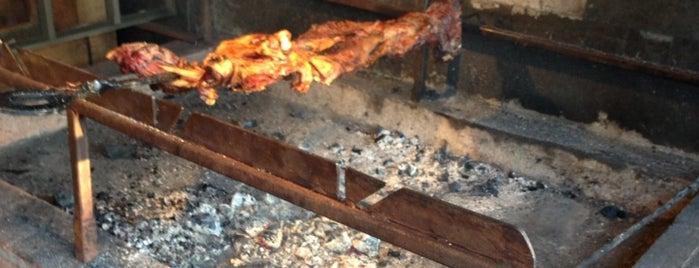 El Barroso Restaurante - Parrilla Chilena is one of Recomendados para comer.