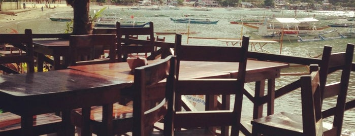 El Nido Corner Restaurant is one of สถานที่ที่ Marta ถูกใจ.