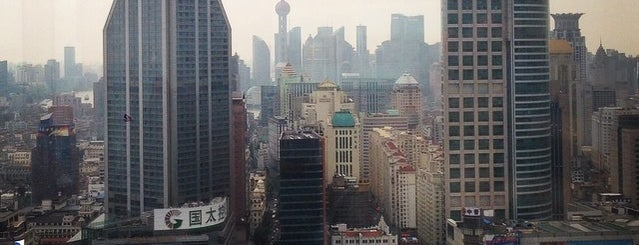 People's Square is one of My Shanghai.