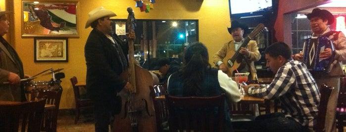Guadalajara Restaurant is one of top picks/favs.