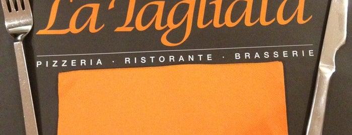 La Tagliata is one of Restos.