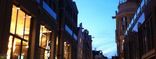 Kalverstraat is one of AMSTERDAM.