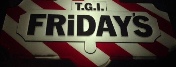 TGI Fridays is one of Posti che sono piaciuti a Berna.