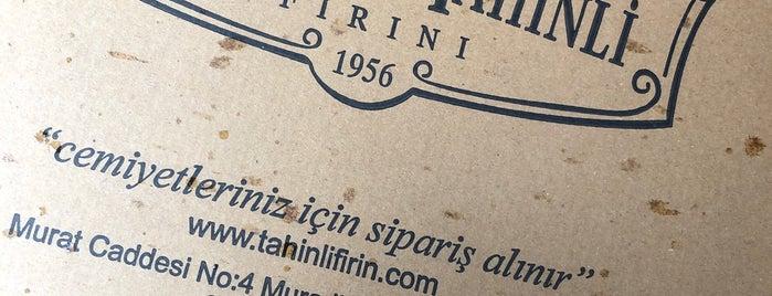 İnanç Fırın is one of bursa.