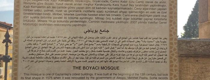 Boyacı Camii is one of Hilal'ın Beğendiği Mekanlar.