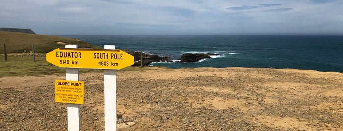 Slope Point is one of Nuova Zelanda.