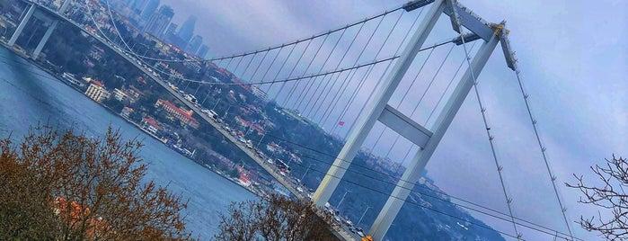 Nakkaştepe Millet Parkı is one of Istanbul Gezilecek Yerler.