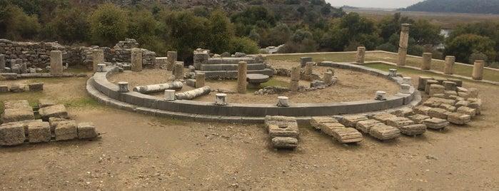 Kaonus is one of Tempat yang Disimpan Alper.