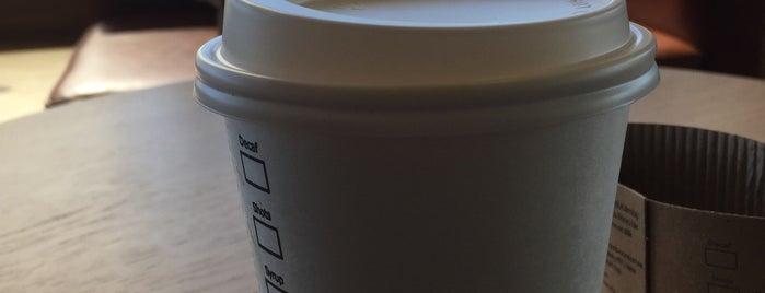Starbucks is one of Gespeicherte Orte von Pınar.