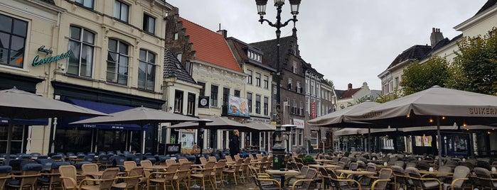 Havermarkt is one of สถานที่ที่ Thomas ถูกใจ.