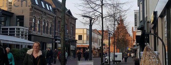 Waalwijk is one of Netherlands.