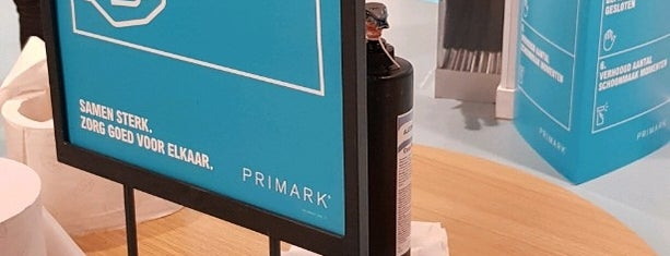 Primark is one of Stephania 님이 좋아한 장소.