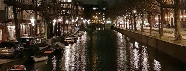 Baanbrug (Brug 107) is one of Amsterdam.