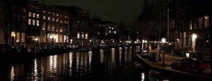 Quellijnbrug (Brug 46) is one of Amsterdam.