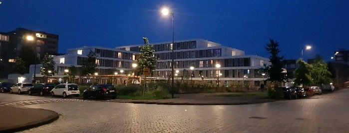 IJburg is one of Netherlands.