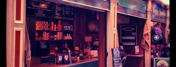 Pumphreys Coffee Centre and Brewing Emporium is one of Serradura 님이 저장한 장소.