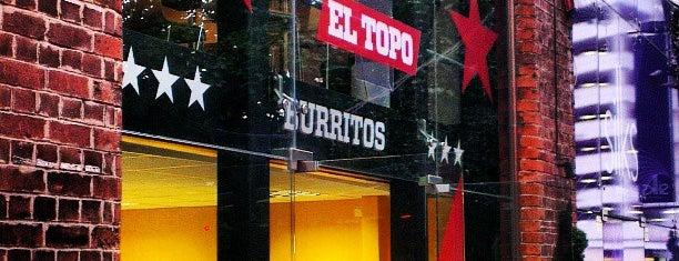 El Topo is one of Amadeus 님이 좋아한 장소.