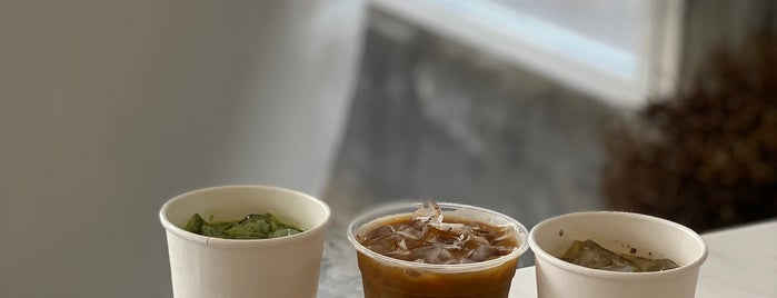 Phak Cafe & Crafts is one of 07_ตามรอย_coffee.