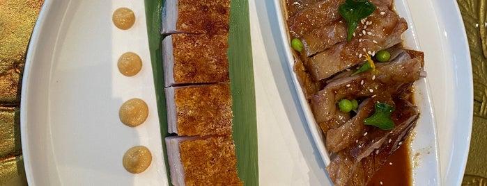 Man Ho is one of Top Taste.
