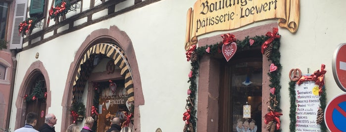 Boulangerie Pâtisserie Loewert is one of (Temp) Best of Alsace.