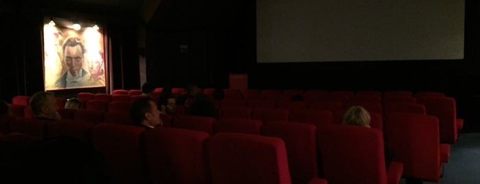 Cinémathèque is one of Locais salvos de PolvitoMorado.