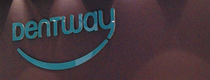 Dentway is one of Semin 님이 좋아한 장소.