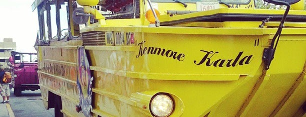 Boston Duck Tour (Museum Of Science) is one of Jen : понравившиеся места.