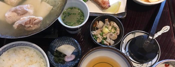 博多水たき 濱田屋 くうてん is one of Locais curtidos por doremi.