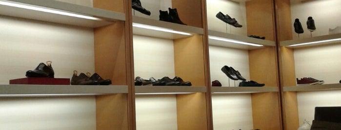 Louis Vuitton is one of Shop Till You Drop.