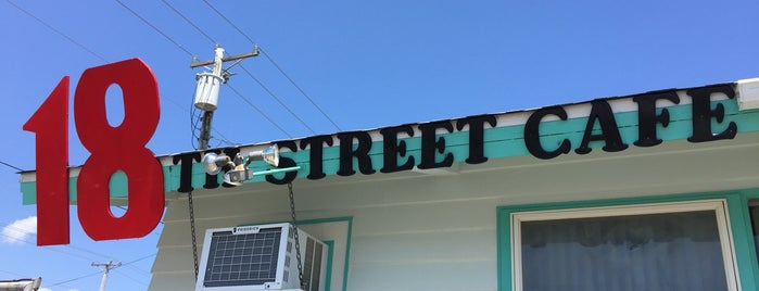 18th Street Cafe is one of Jersey Shore.