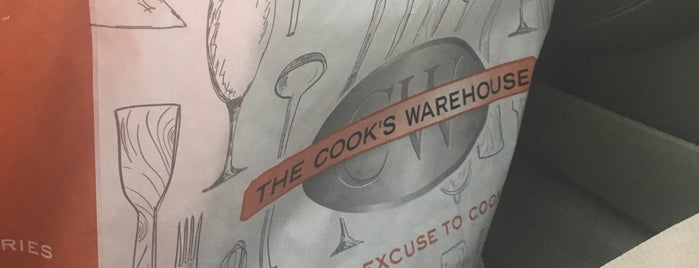 The Cook's Warehouse is one of Posti salvati di Kelli.