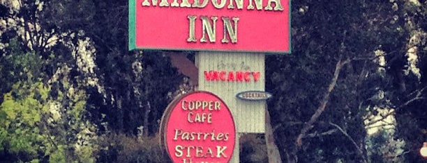 Madonna Inn is one of Bric à brac USA.