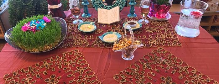 Roksana's Persian Food is one of Cravings.