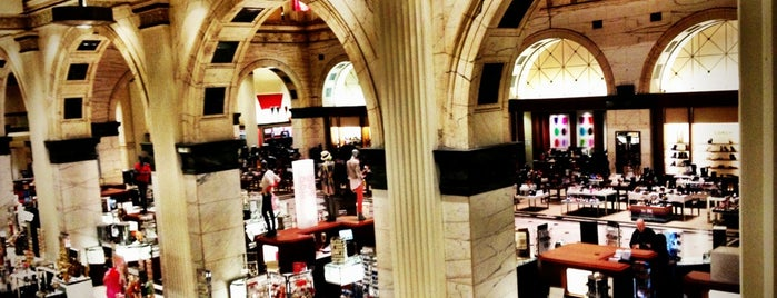 Macy's is one of Center City Sweet Spots.