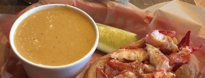 Luke's Lobster is one of Posti che sono piaciuti a irenesco.