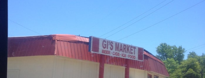 Gi's Market is one of Oklahoma is OK!.